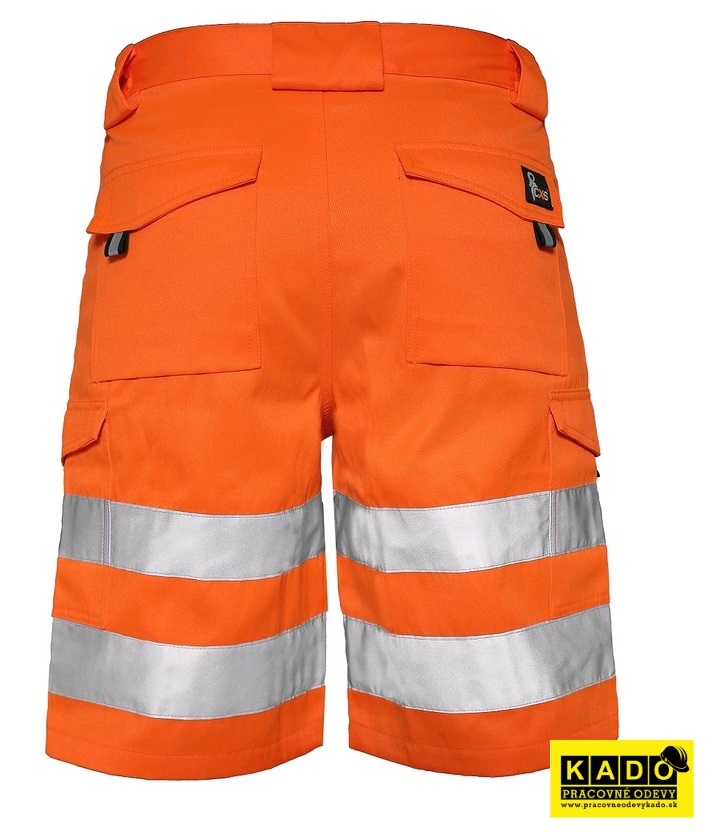 Pracovné odevy - Montérkové reflexné kraťasy Norwich cxs oranžové 6c0fa4f2c4