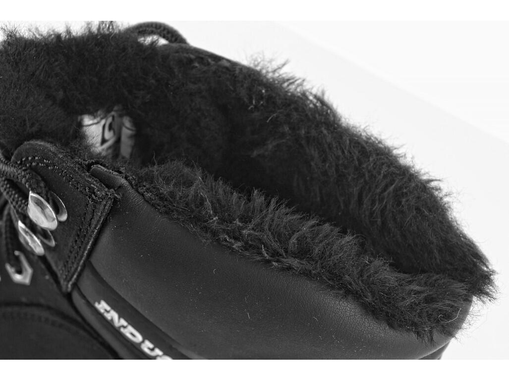 fb384fb8915a Pracovná zateplená obuv ROAD INDUSTRY WINTER členková ČIERNA ...