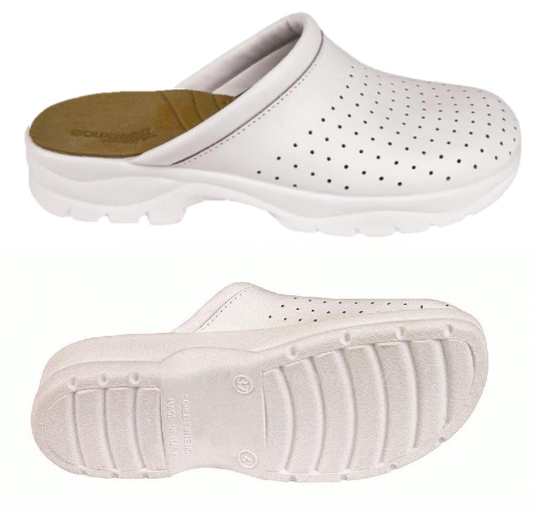 38b897016c3e Pracovná obuv PANDA SANITARY ZUMA Šľapky OB dámske
