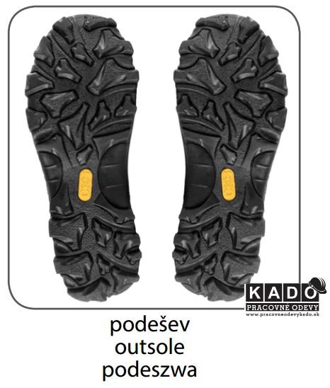 3e80df89ce9 Treková obuv GOTEX MOUNT COOK CXS