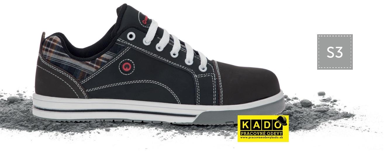 6103a1d171936 Bezpečnostná obuv - poltopánky ARDON DERRICK S3 | PRACOVNÉ ODEVY ...