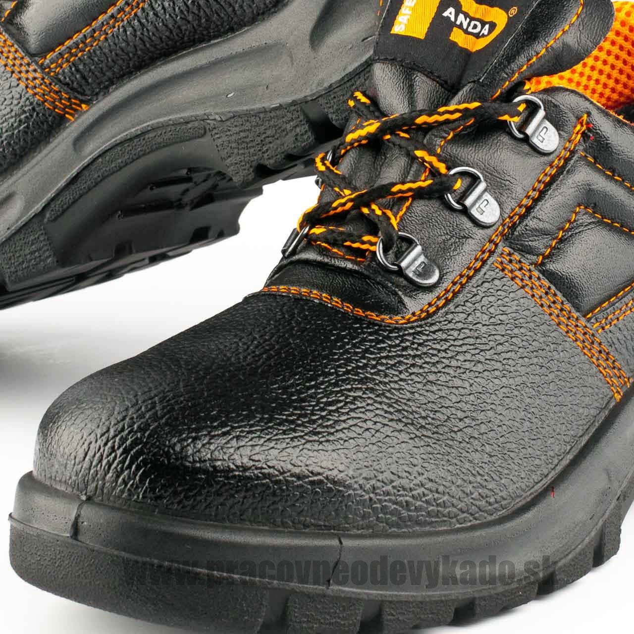 7ef21b2260349 Bezpečnostná obuv PANDA ERGON LOW BETA S1 6211