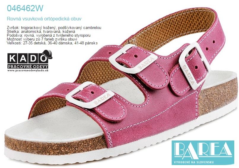 c5425194dd30 Detská školská obuv-ortopedické sandále 462 BAREA