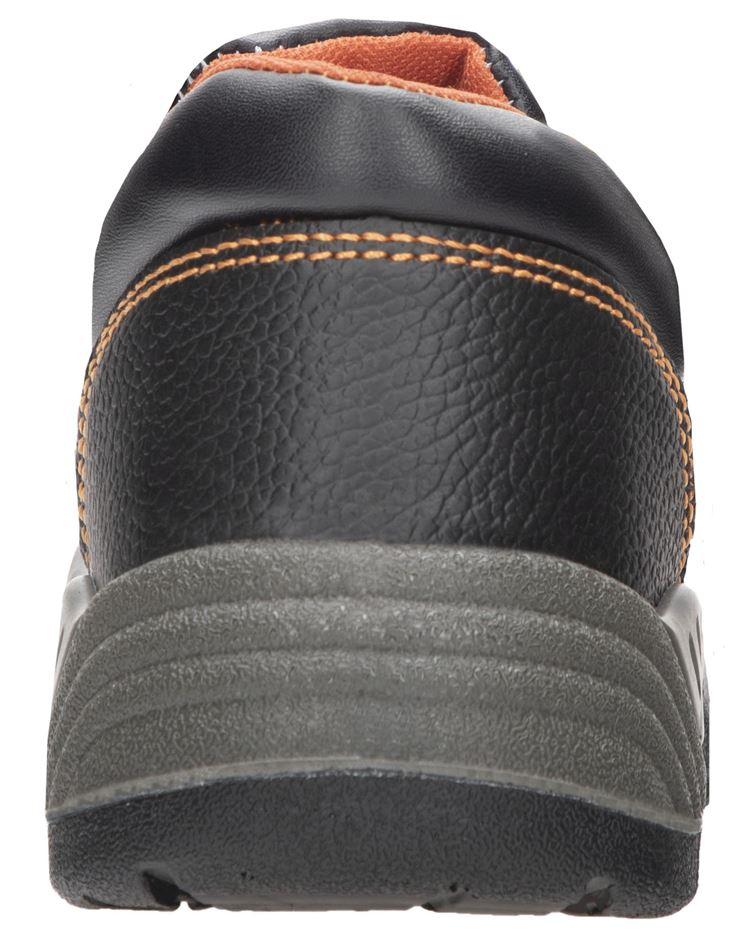 Pracovná obuv FIRSTY FIRLOW S1 P Poltopánka bezpečnostná 84d11c8219f