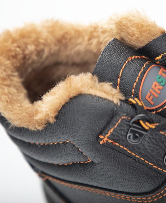 Pracovná obuv FIRSTY FIRWIN HIGH S3 WINTER zeteplená 6f9e3191dbe