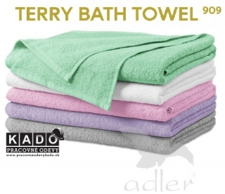 909 Osuška adler 70X140 Terry bath towel 350