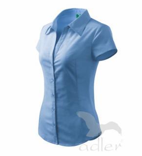 Akcia Pracovné odevy - 206 Blúzky dámske Blouse short sleeve 15 ...