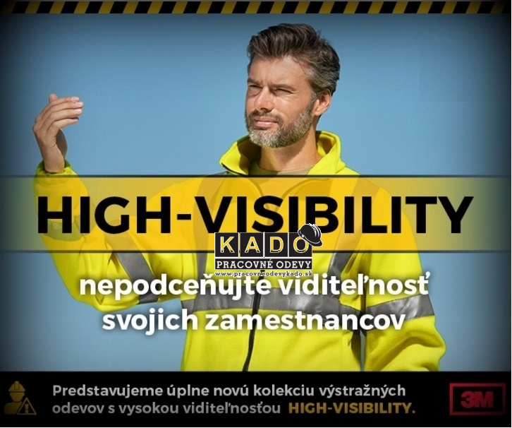 HIGH VISIBILITY - REFLEXNÝ PROGRAM